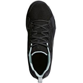 adidas TERREX TraceRocker GTX Trail-Running Shoes Women Core Black/Carbon/Ash Green